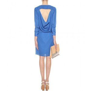 ACNE | Blue Adelle Tape Dress